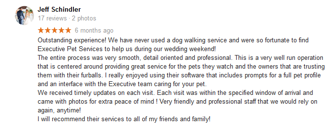 Best Pet Sitter Cleveland Ohio